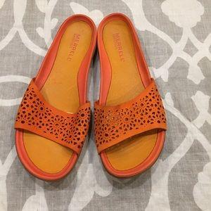 Merrell Barefoot Adore Warp Moroccan Spice Sandal